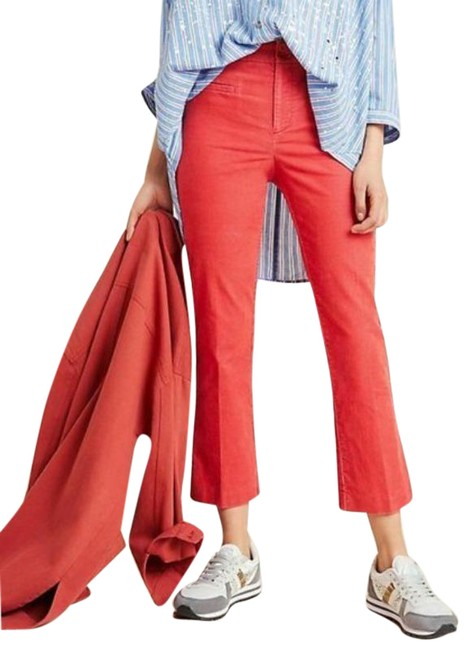 Item - Coral Essentials Corduroy Flare Pants Size 4 (S, 27)