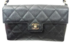 Chanel Classic Flap Caviar Shoulder Bag
