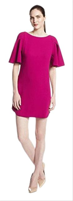 Item - Pink Bryce In Loganberry Short Work/Office Dress Size 0 (XS)