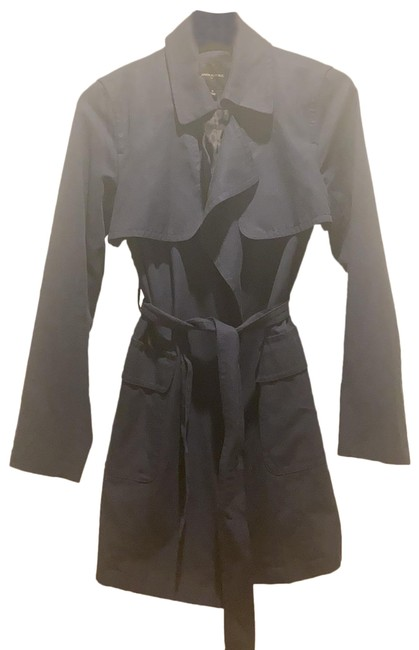 Item - Navy X Coat Size 4 (S)