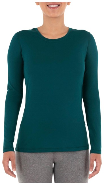 Item - Teal Core Activewear Top Size 4 (S)