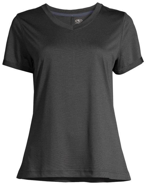 Item - Gray Heather Activewear Top Size 16 (XL, Plus 0x)