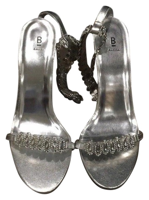 Item - Silver Unknown Formal Shoes Size US 10 Regular (M, B)