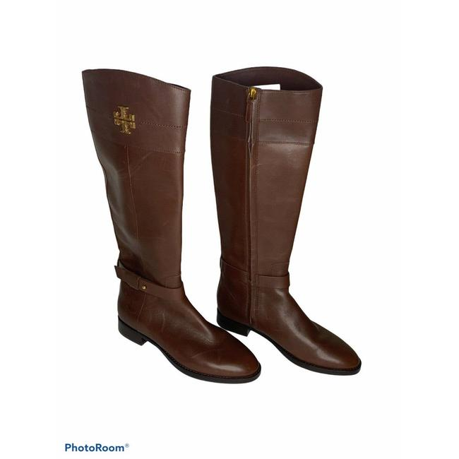 Item - Brown Everly Knee High Perfect Boots/Booties Size US 8.5 Regular (M, B)