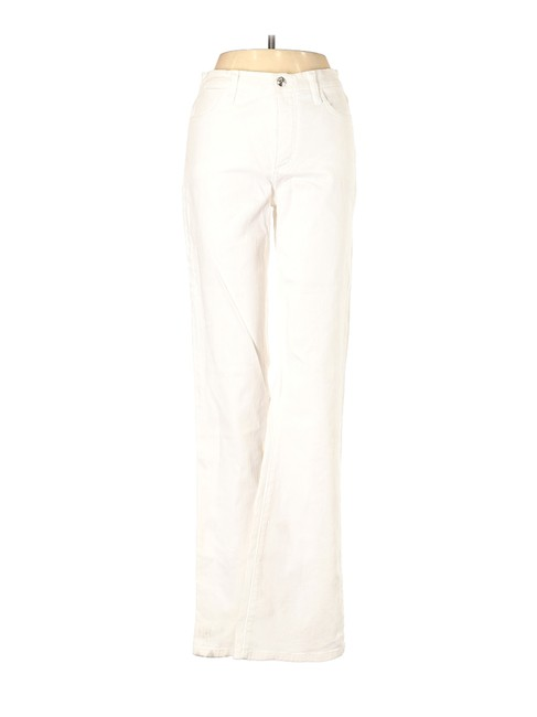Item - White Light Wash Not Your Daughter's Flare Leg Jeans Size 26 (2, XS)
