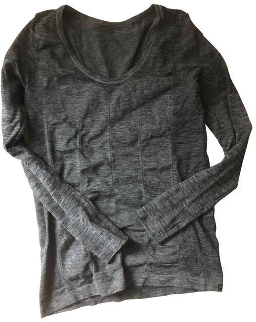 Item - Gray Activewear Top Size 8 (M)