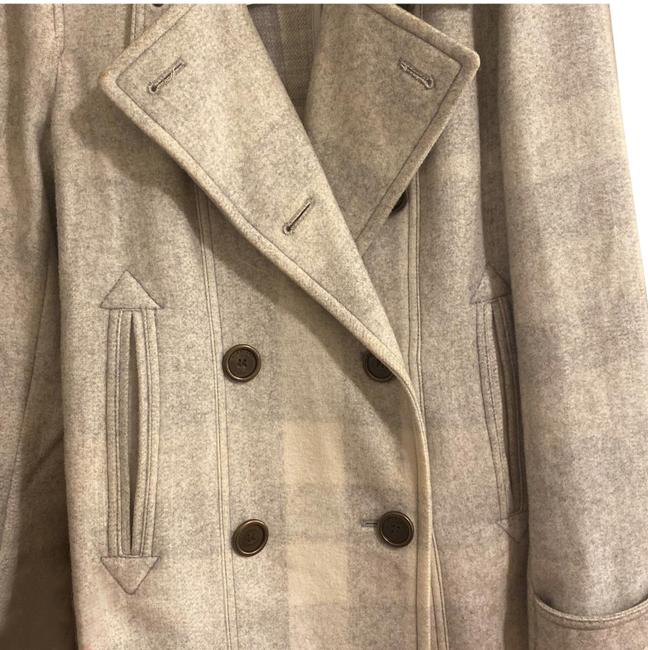 Item - Grey Coat Size 8 (M)