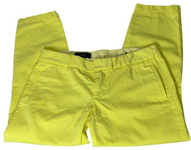 """Item - Yellow """"Scout"""" Pants Size 6 (S, 28)"""