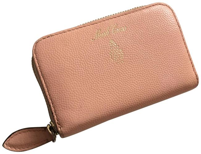 Item - Pink Mini Zip Around Wallet