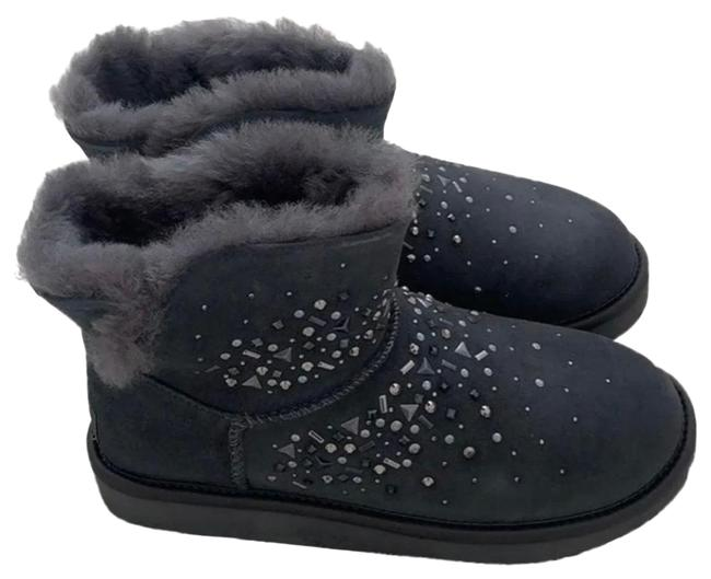 Item - Charcoal Boots/Booties Size US 12 Regular (M, B)