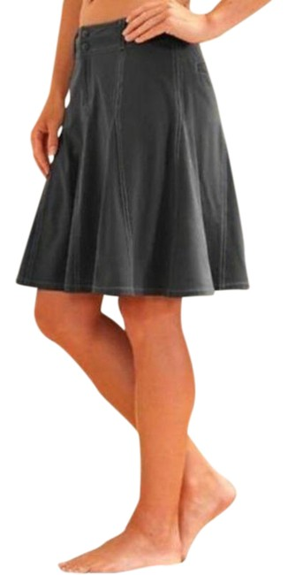 Item - Gray Charcoal Whatever Skirt Size 8 (M, 29, 30)