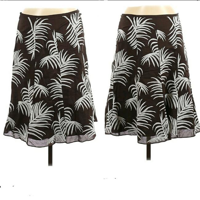 Item - Brown 202934 Skirt Size 6 (S, 28)