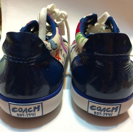 Coach Multicolor Athletic Image 5