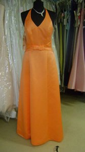 Alfred Angelo Orange Dress
