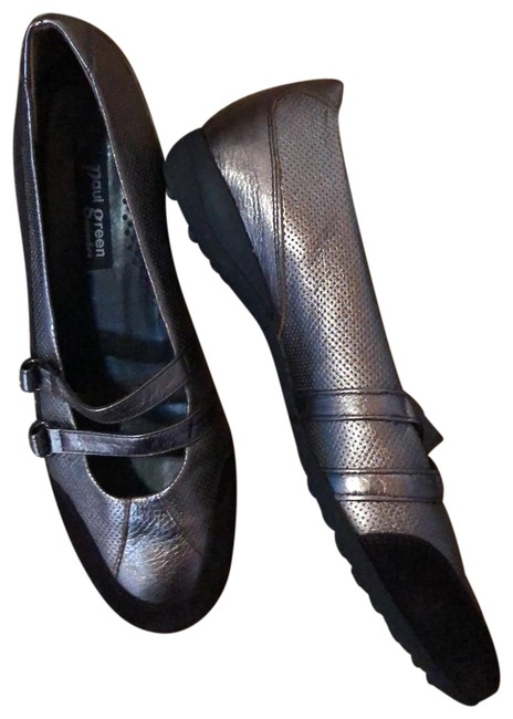 Item - Bronze & Brown Munchen Flats Size EU 41 (Approx. US 11) Regular (M, B)
