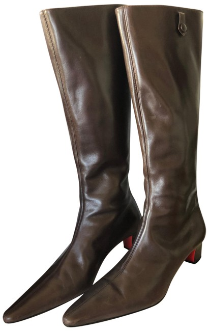 Item - Brown Classic Boots/Booties Size EU 38 (Approx. US 8) Narrow (Aa, N)