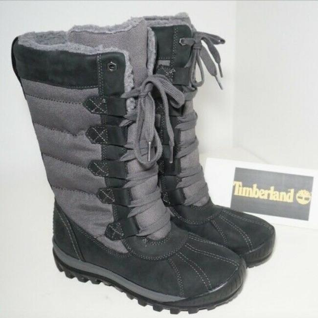 Item - Gray Black Mount Hayes Tall Waterproof Winter Boots/Booties Size US 7 Regular (M, B)