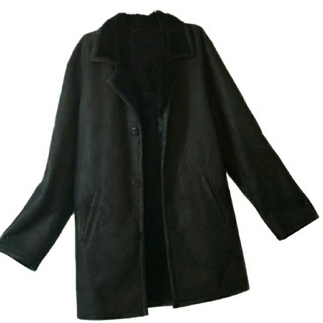 Black Men's Jacket Size OS (one size) Black Men's Jacket Size OS (one size) Image 1