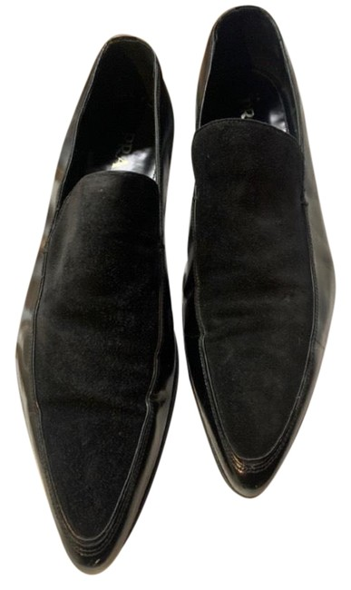 Item - Black Fred's Flats Size US 11 Regular (M, B)