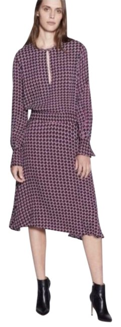 Item - Femme Magnolia Long Sleeve New with Tags Mid-length Night Out Dress Size 2 (XS)