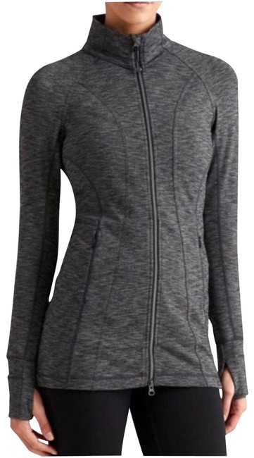 Item - Gray Hope Activewear Outerwear Size 4 (S)