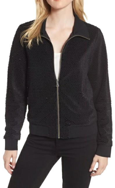 Item - Black Nwot Sequin Jacket Size 2 (XS)