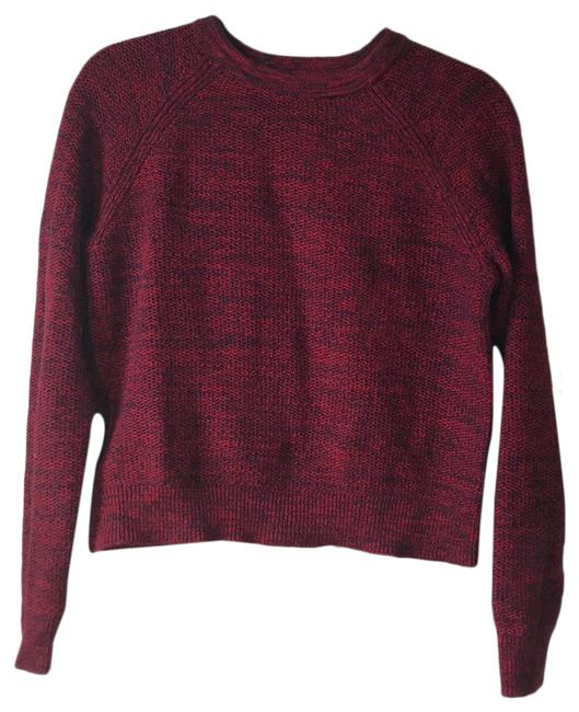 Item - S/179071-00 Red Navy Sweater