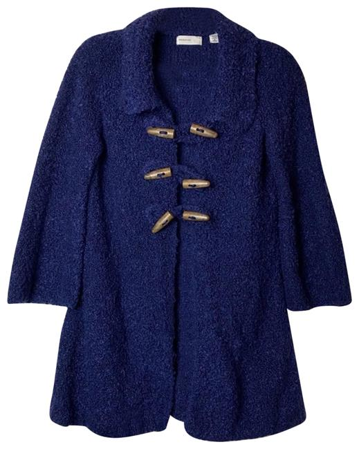 Item - Blue Anthro Sleeping In Snow Woodcutter Jacket Size 2 (XS)