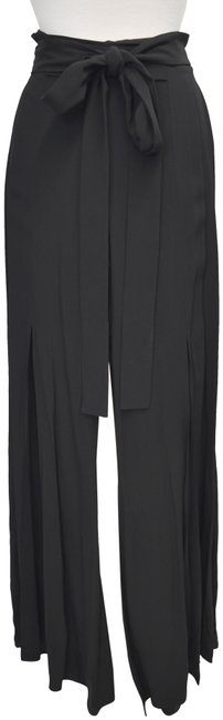 Item - Black XS High Rise Flowy Pants Size 2 (XS, 26)