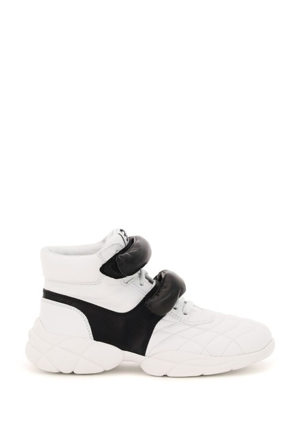 Item - Multicolored In Quilted Nappa Sneakers Size EU 39 (Approx. US 9) Regular (M, B)