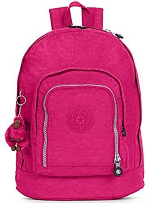 Item - Hal Expandable Pink Nylon Backpack