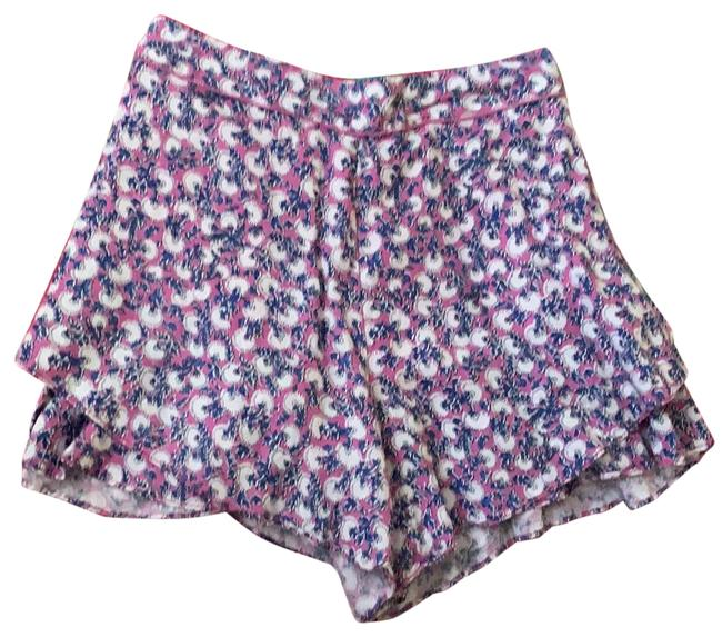 Item - Purple Blue Pink Shorts Size 2 (XS, 26)