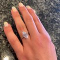 Custom Made White Gold New 2.5ct Marquise Cut Cz 14k Engagement Ring Custom Made White Gold New 2.5ct Marquise Cut Cz 14k Engagement Ring Image 2
