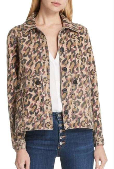 Item - Mercer Leopard Jacket Size 8 (M)