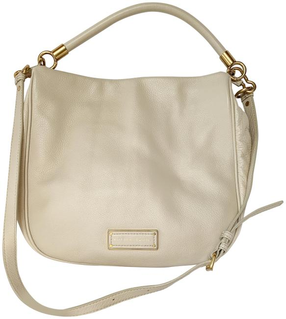 Item - Too Hot To Handle Stone Leather Hobo Bag