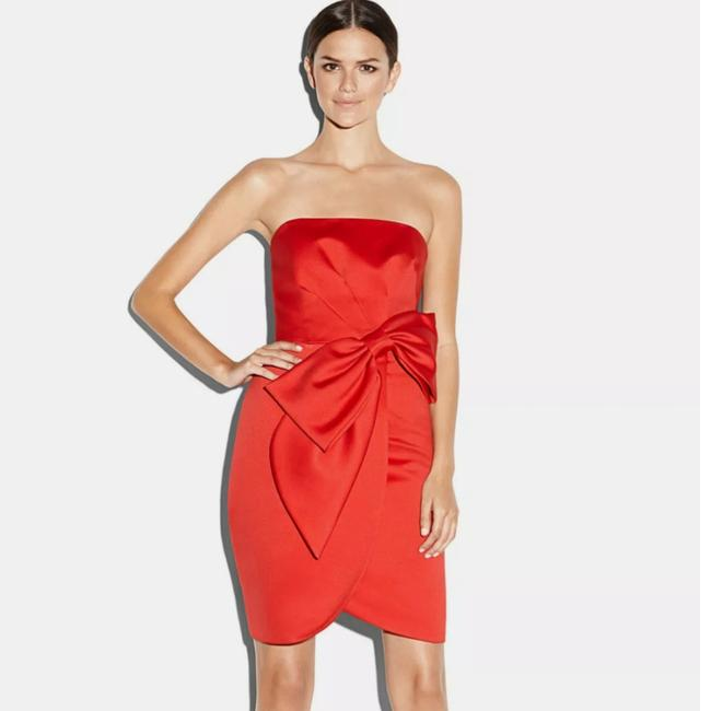 Item - Red Short Night Out Dress Size 0 (XS)