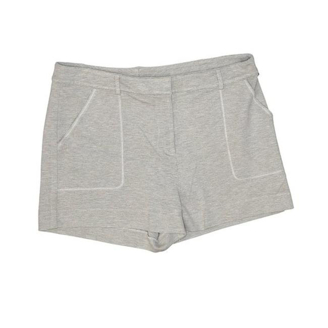 Item - Gray Knit Shorts Size 12 (L, 32, 33)
