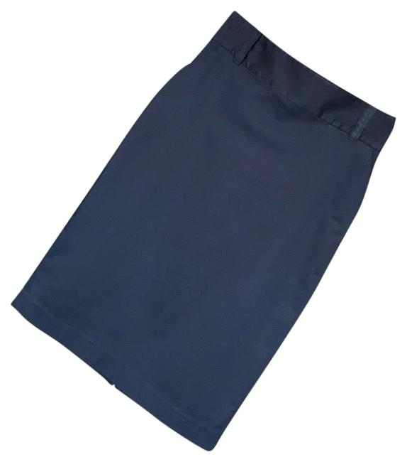 Item - Navy Pencil Skirt Size 4 (S, 27)
