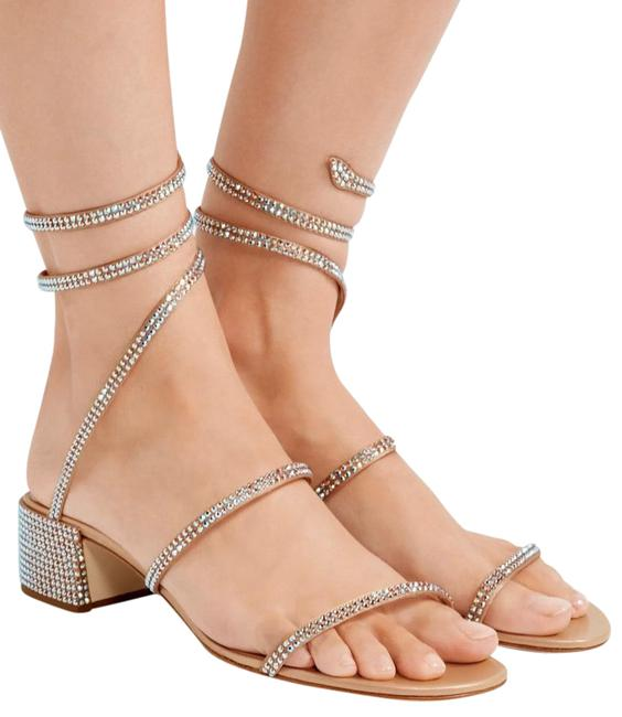 Item - Sandals Size EU 38 (Approx. US 8) Regular (M, B)