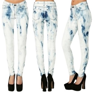 SOLD Design Lab Skinny Jeans-Acid