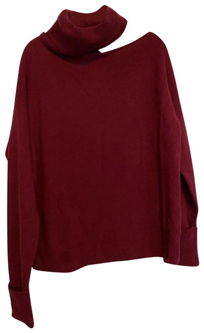 Item - Deep Burgundy Sweater