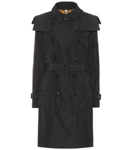 Item - Black with Tag Kensington W Double-breasted W/ Detachable Hood Coat