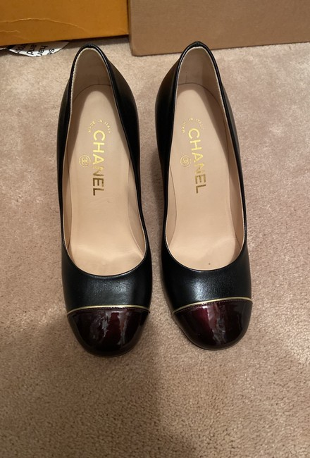 Item - Black 16b G32118y50616 Pumps Size EU 36.5 (Approx. US 6.5) Regular (M, B)
