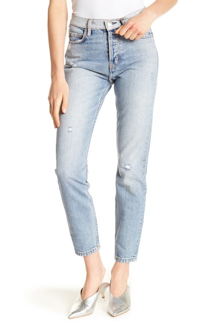 Item - Distressed The Ultra High Waist Skinny Jeans Size 4 (S, 27)