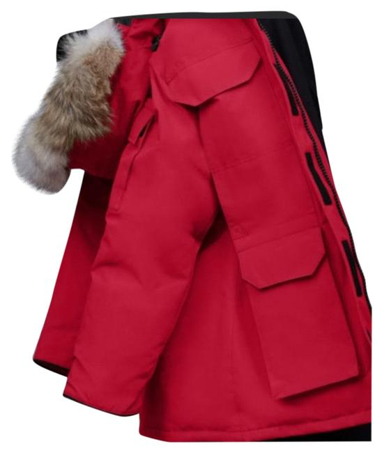 Item - Red Expedition Coat Size 4 (S)