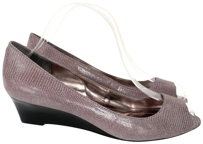 Item - Grey Bree Pumps Size US 8 Regular (M, B)