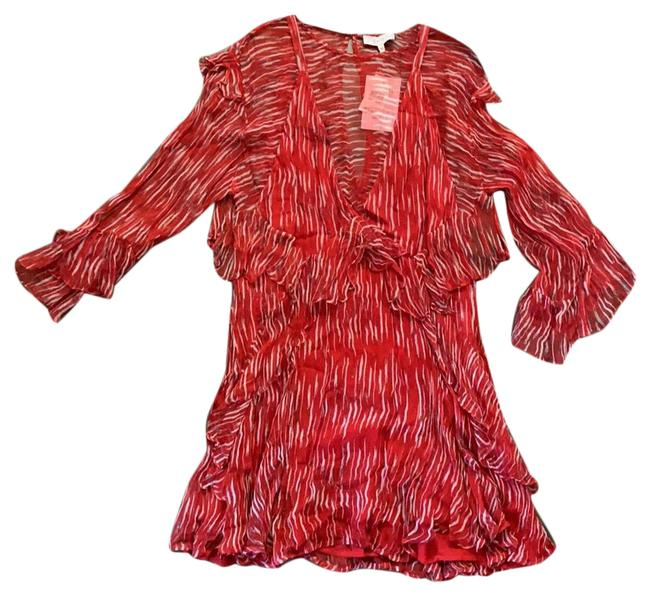 Item - Red Gucci Short Cocktail Dress Size 8 (M)