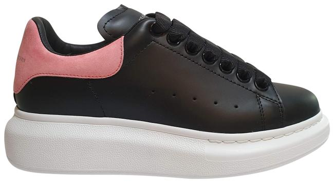 Item - Black/Pink Oversized Sneakers Size EU 38.5 (Approx. US 8.5) Regular (M, B)