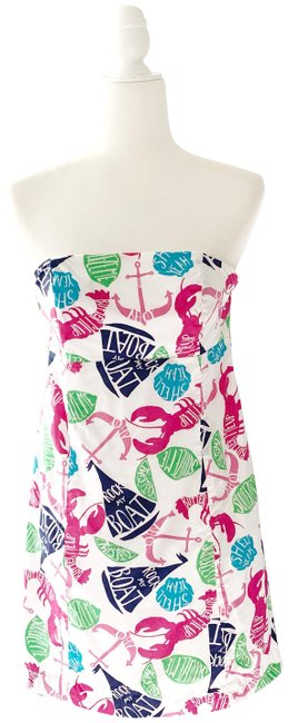 Item - White Clyde Summer Classics Short Casual Dress Size 0 (XS)
