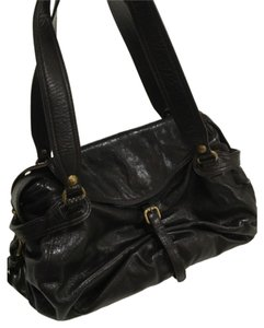 Kooba Leather Classic All-weather Shoulder Bag